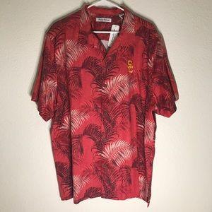 USC Trojans Tommy Bahama Button Down Shirt
